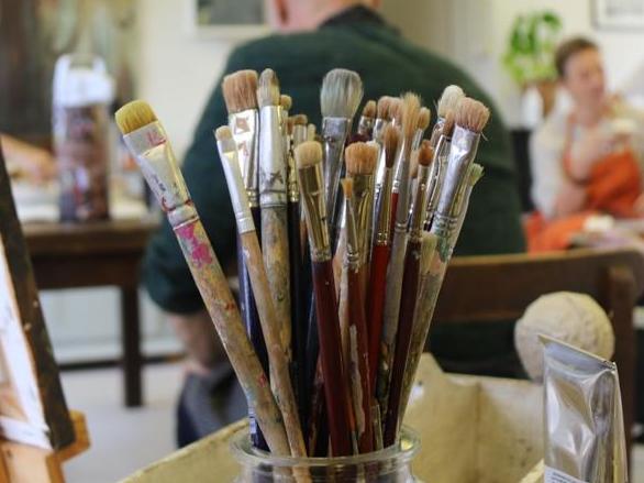 Cursus Schilderen en tekenen woensdagochtend (5 lessen) – VOL
